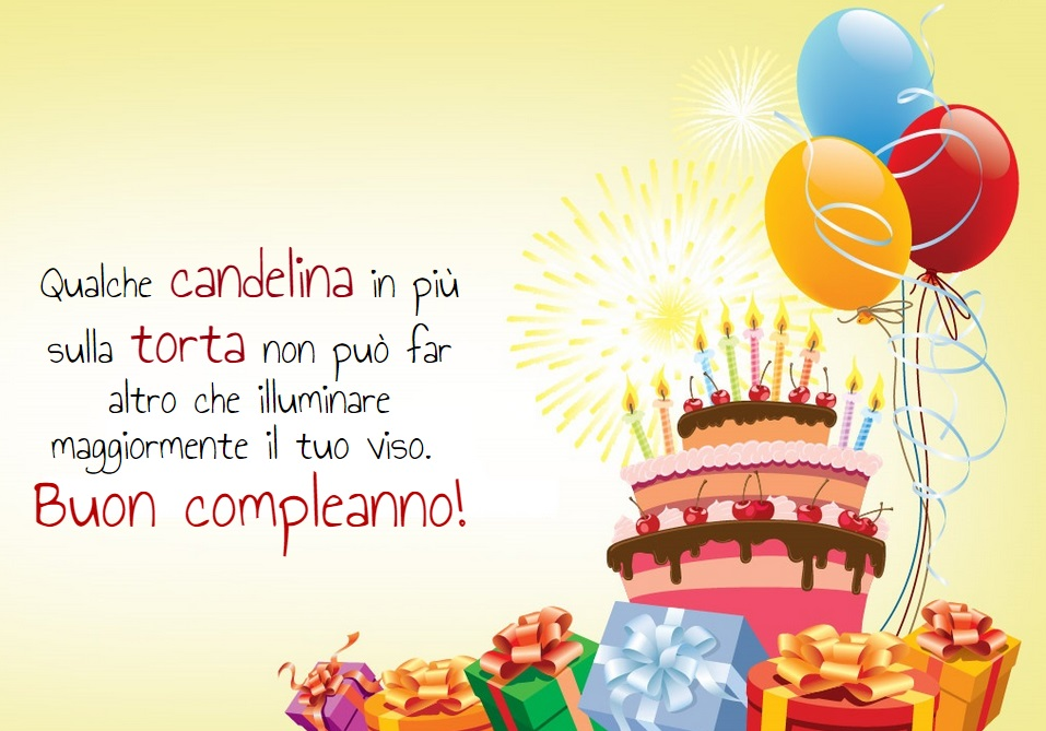 Exceptionnel BUON COMPLEANNO DANYELA (Lady Shark) QR09